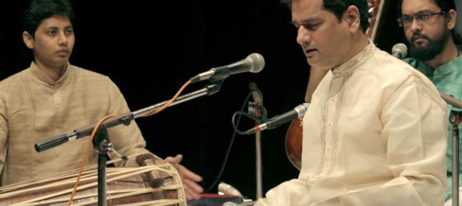 北インド古典音楽「ドゥルパド」声楽家 Pt.ウダイ・バワルカール来日ツアー