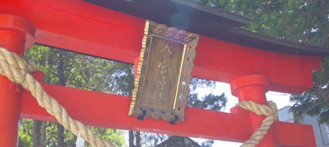 レゾナンスCafe特別企画 秩父今宮神社 龍神祭・水分神事参拝